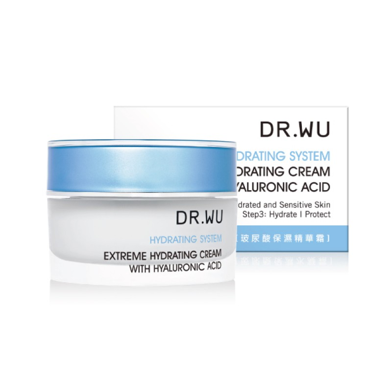 EXTREME HYDRATING CREAM WITH HYALURONIC ACID (S:30ml)