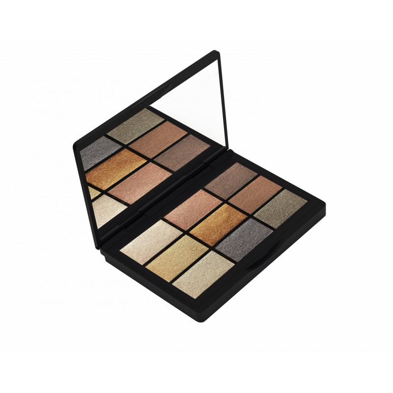9 SHADES EYESHADOW PALETTE (005 TO PARTY IN LONDON)